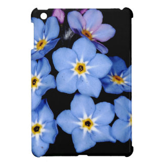 Forget-me-not iPad Mini Cover