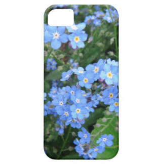 *Forget-Me-Not* iPhone Case