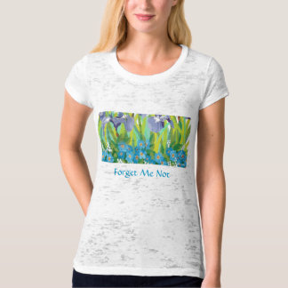 Forget me Not Meaning Shirts