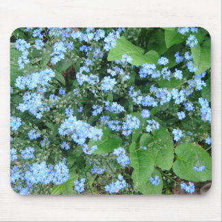 *Forget-Me-Not* Mousepad