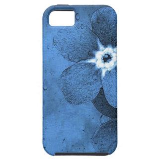 Forget-Me-Not Myosotis Blue Flower I-Phone 5 Cases