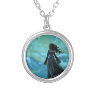 Forget Me Not Necklaces