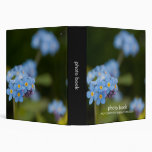 Forget-Me-Not Photo Book Binder