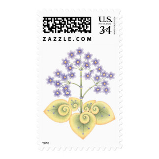 Forget-Me-Not Postage