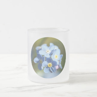 Forget Me Not s Cluster Coffee Mugs