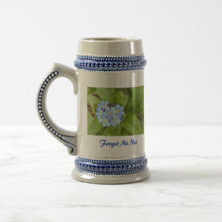 Forget Me Not Stein