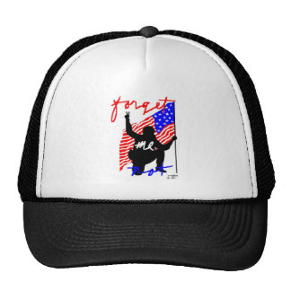 Forget Me Not Trucker Hat