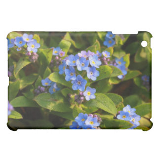 forget-me-not with dew iPad mini covers