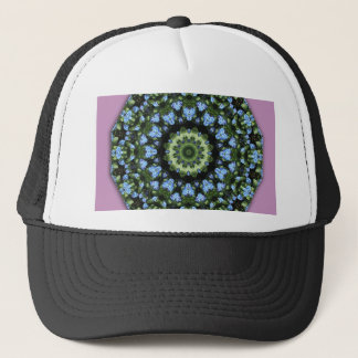 Forget-me-nots 001 01, Forgetmenot, Nature Flower Trucker Hat