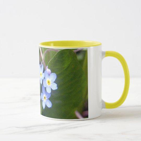Forget Me Nots 2 Mug