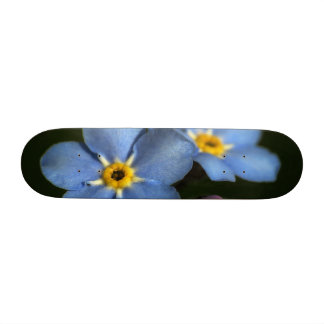 Forget-Me-Nots 3 Skateboard