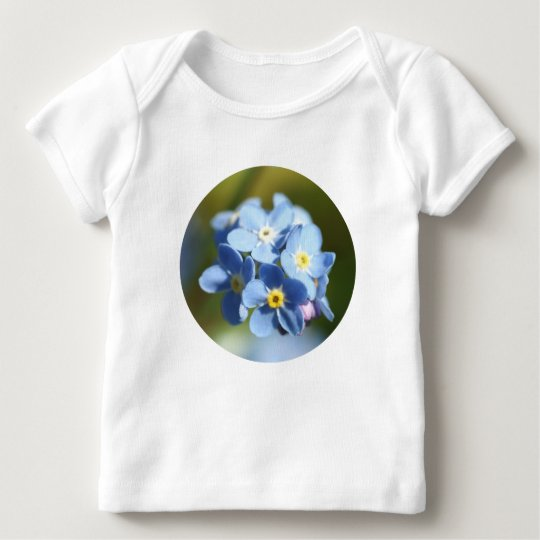 Forget Me Not's Cluster Baby T-Shirt