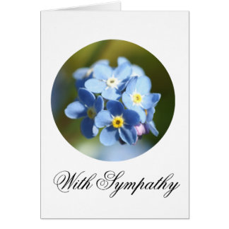 Forget Me Not's Cluster Card