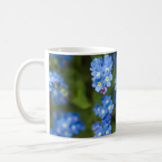 Forget Me Nots Coffee Mug