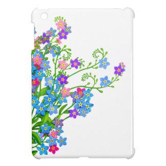 Forget Me Nots Floral Garden iPad Mini Case