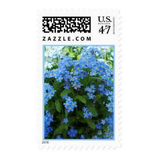 forget me nots postage