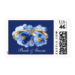 Forget Me Nots, Stamps, personalized