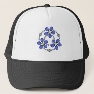 Forget Me Nots Trucker Hat