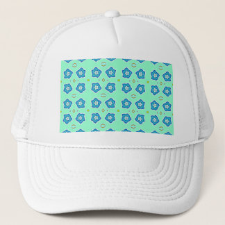 forget-me-nots trucker hat