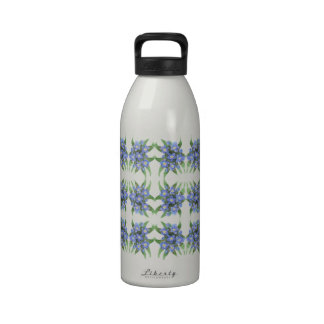 Forget me nots water bottles