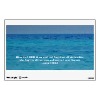 Healer Wall Decals  Wall Stickers Zazzle - Benefits of wall decals