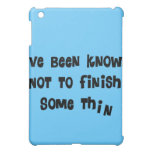 Forget People Funny Gifts iPad Mini Case
