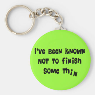 Forget People Funny Gifts Keychain