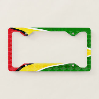 Forget personalized plates, license plate frame