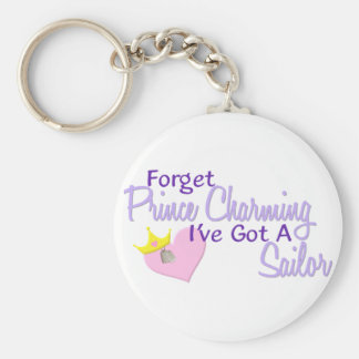 Forget Prince Charming - Sailor Key Chains