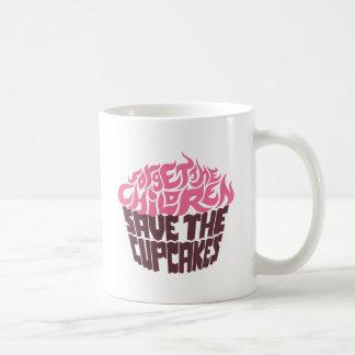 Forget the Children - Pink+Dark Chocolate Coffee Mugs