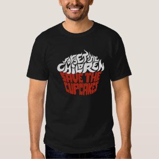 Forget the Children - Red Velvet T-Shirt