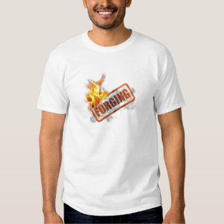 Forging Logo Tee Shirt