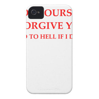 FORGIVE iPhone 4 Case-Mate CASE