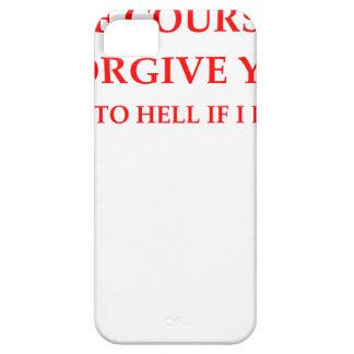 FORGIVE iPhone SE/5/5s CASE