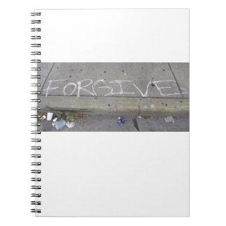 Forgive Notebook