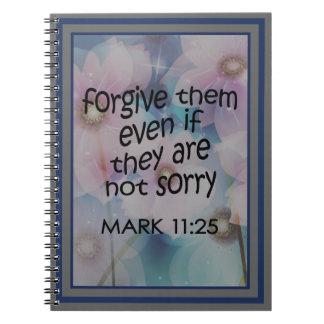 Forgive Them Notebook