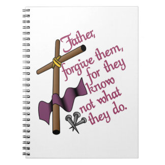 Forgive Them Notebook