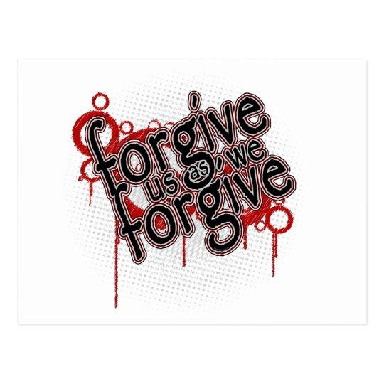Forgive Us_1 Postcard