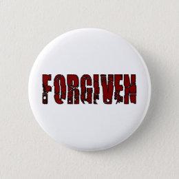 Forgiven Christian Button