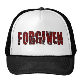 Forgiven Christian Trucker Hat