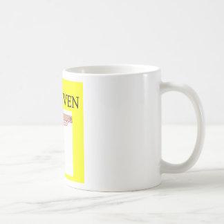 FORGIVEN CLASSIC WHITE COFFEE MUG