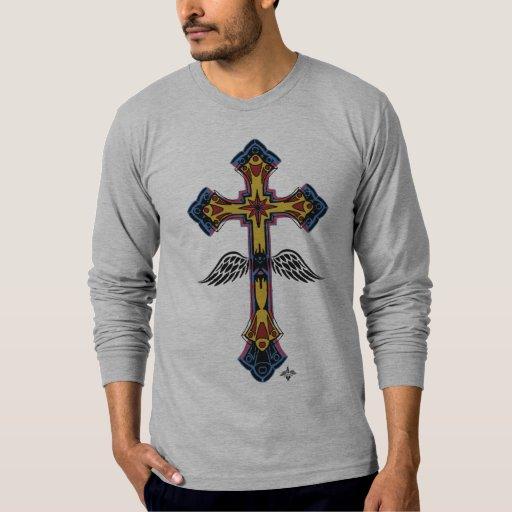 Forgiven Cross2 Tee Shirts