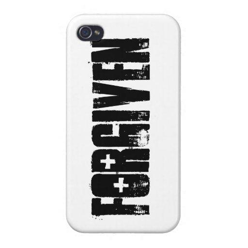 Forgiven Iphone Case iPhone 4 Case