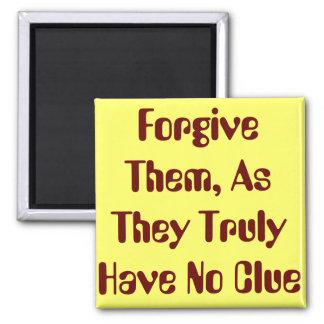 Forgiven Magnet