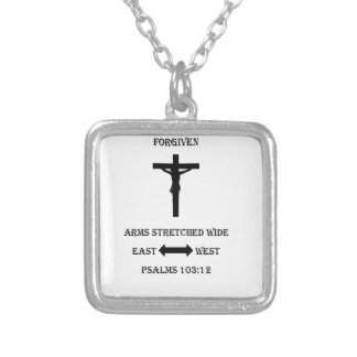 FORGIVEN.png Custom Necklace