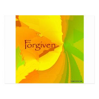 Forgiven Postcard