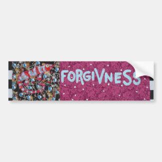 Forgiveness Bumper Sticker