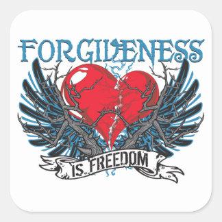 Forgiveness Is Freedom Sticker