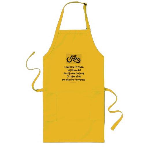 forgiveness... long apron