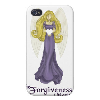Forgiveness Method Angel iPhone 4 Covers